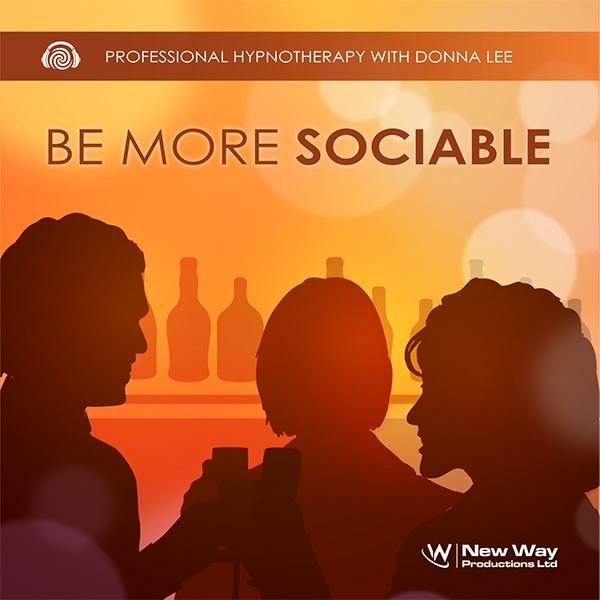 Be More Sociable CD / MP3