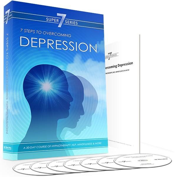 Overcome depression to steps 6 Steps
