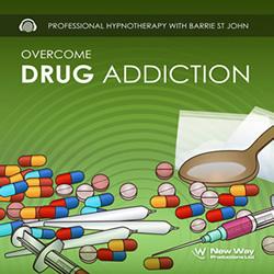Overcome Drug Addiction CD / MP3