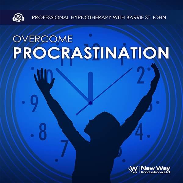 Overcome Procrastination | Self Hypnosis CD / MP3