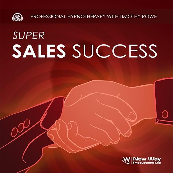 Super Sales Success | Hypnosis CD / MP3 Download