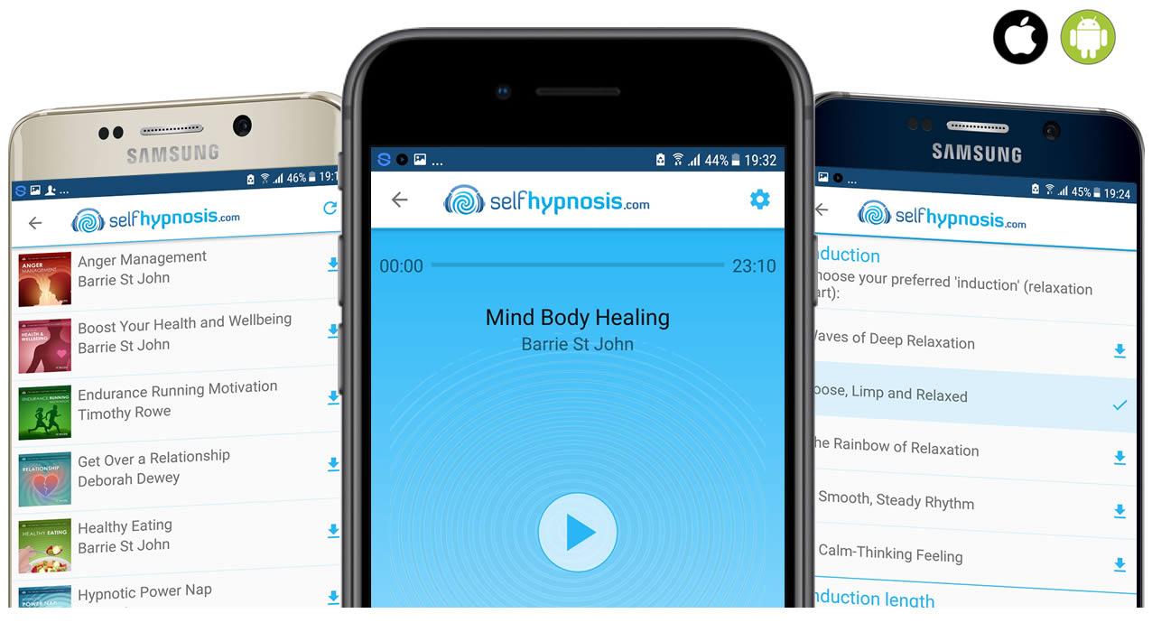The 'Smart Session' Self Hypnosis App | SelfHypnosis com