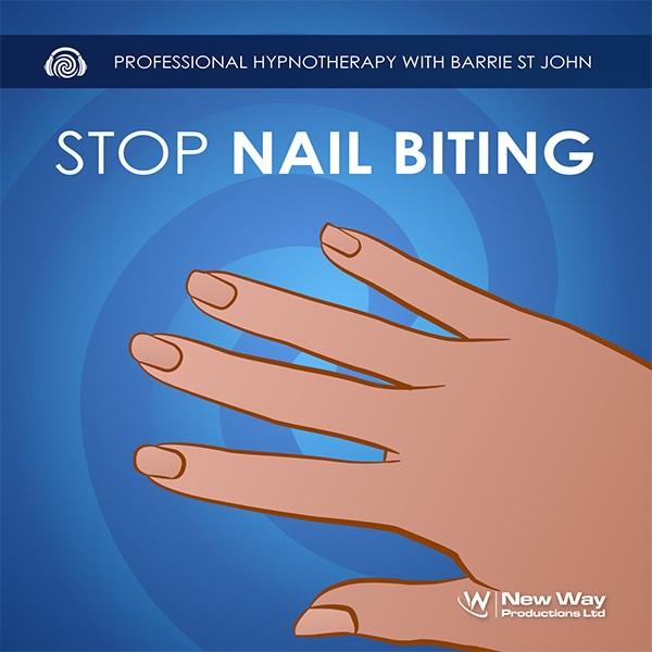 Stop Nail Biting | Self Hypnosis Download or CD
